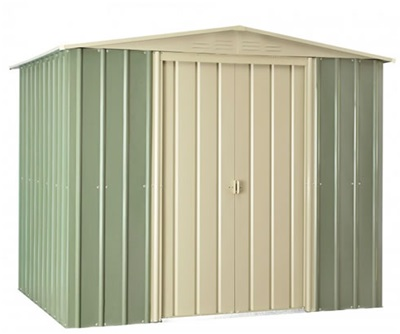 How to build a Metal Shed for Maximum Security